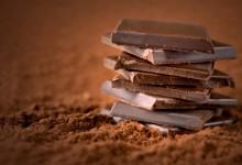 Sportler brauchen Schokolade