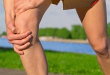 Gegen Knie- und Schienbeinschmerzen vorbeugen