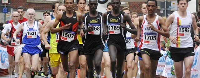 Wenn die Konkurrenten schwarz sehen