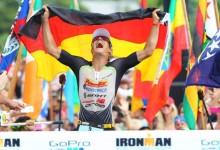 Ironman Sebastian Kienle triumphiert auf Big Island