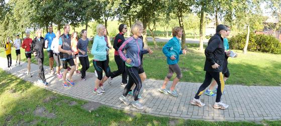 Jubiläum mit Kurs 25 –  Eröffnung am 17. April 2015 zur Weiterbildung zum Lauftherapeuten (DLZ)