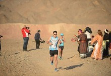 Desert Marathon Eilat: Ein Wüstentrail für Genießer