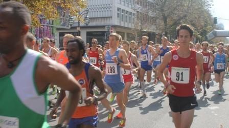 Halbmarathontraining: Ein neuer Anspruch erfordert die Geschwindigkeiten zu überdenken