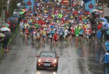 Laufspektakel Welser Halbmarathon!
