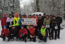 1.Wintermarathon in Norden zum 100. Jubiläum