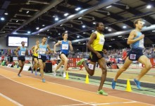 Schnelle Florence Kiplagat fühlt sich in Barcelona sichtbar wohl / Tesfaye läuft Hallenrekord