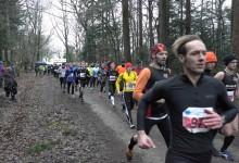 Crosslauf Aurich: Achim Groenhagen rollte das Feld von hinten auf