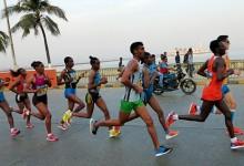 Standard Chartered Mumbai Marathon: Ein Marathon wie aus einer anderen Welt