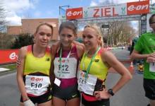 Homiyu Tesfaye läuft Weltklassezeit über 10 km in Paderborn