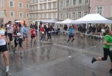 Salzburg Marathon: Trotz Witterungskapriolen ließen sich die Läufer die Stimmung nicht verleiden