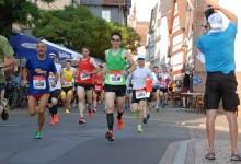 Hitzerekorde beim Marburger Nachtmarathon 2015