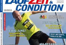 Mit LAUFZEIT&CONDITION 10/2015 sich den Herbst erlaufen