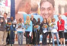 Ganz Münster beim Volksbank-Münster-Marathon im Laufrausch