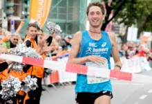 Westdeutsche Straßenlauf-Titel im Halbmarathon für Thorben Dietz und Tina Schneider