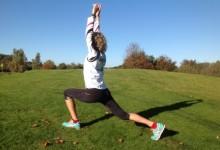 Zur Bedeutung der Kraft in einem langen Läuferleben