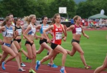 Hanna Klein – eine Mittelstrecklerin läuft 34:08 min über 10 km