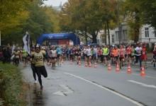 Trotz Dauernieselns: Oldenburg Marathon mit Teilnehmerrekord