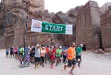 Zwischen Wüste und Felswandgasse Petra Desert Marathon – ein Weltwunder erlaufen