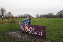 Im Trikot der Europaauswahl – Großer Erfolg für Sarah Kistner beim Edinburgh Cross