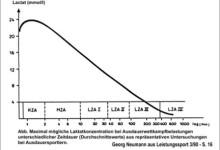 Zur Bedeutung von aeroben Stufentests für die Ausdauerleistung:  Physiologische Anpassungen erfordern variable Intensitäten und Streckenlängen