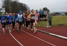 10.000 m-Hessenmeisterin Monika Pletzer (BG Marburg) trotzt in Wetter mit DM-Quali und Kreisrekord dem Wetter