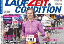 LAUFZEIT&CONDITION 5/2016: WAS BRINGT SPORTGERECHTE ERNÄHRUNG?