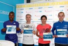 Hendrik Pfeiffer will Olympia-Norm angreifen – Philipp Sanga den Düsseldorfer Streckenrekord