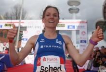 HASPA MARATHON HAMBURG: Olympia Ticket für Anja Scherl nach Husarenritt