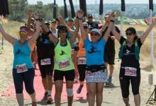 Mountain to Valley-Race in Israel: Ein Team-Ultratrail der besonderen Art