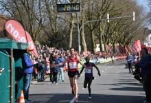 DLV vergibt Startplätze für Halbmarathon-EM in Amsterdam