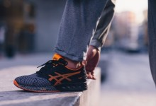 "Asics: Laufen mit fuzeX: Be the ""wow"" of your generation"