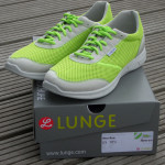 LUNGE Neo Run: Klare Ansage ohn Schnickschank.