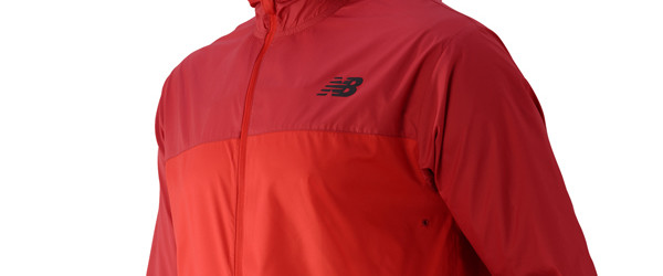 TEST: NB Windcheater Jacket