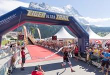 Andrea Huser und Diego Pazos gewinnen den 4. Eiger Ultra Trail
