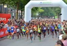 Zwei Streckenrekorde, Hamburger Rekord und sommerliche Temperaturen