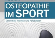 Osteopathie im Sport  – 5 Fachbücher zu gewinnen!