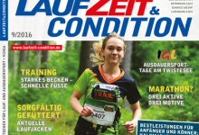 Magazin: LAUFZEIT&CONDITION ist aus der Sommerpause zurück