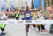 Eliteläufer beim Volksbank-Münster-Marathon jagen nach neuem Rekord