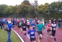 Bestenlistenfähige Halbmarathonstrecke in Bramfeld!