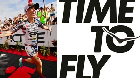 HOKA ONE ONE stürmt beim Ironman auf Platz 2