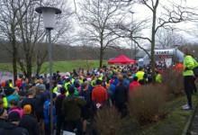 Fast 1.000 Laufenthusiasten bei Bramfelder Winterlaufserie