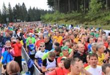 Rennsteig wieder auf Teilnehmer-Rekordkurs