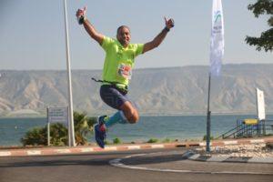 Tiberias Marathon 2017
