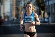 Tanja Grießbaum 4. beim Tel Aviv-Marathon
