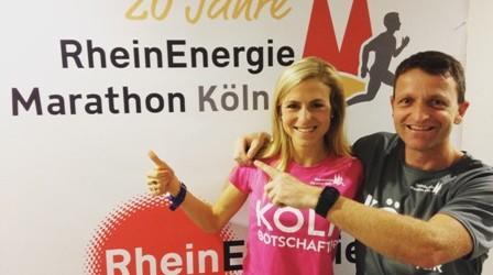 Laura Hottenrott wird Laufbotschafterin