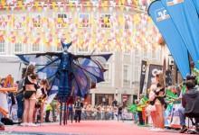 Volksbank-Münster-Marathon etwas für`s Auge