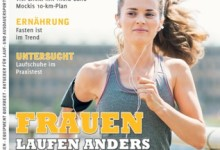 LZ&CONDI 4/2017: Frauen laufen anders
