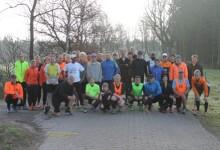 Treidelpfad-Marathon: Der etwas andere Lauf