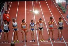 Trainingsarbeit im harten Wettkampf beweisen