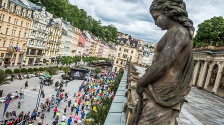 Spektakulärer Mattoni Karlovy Vary Halbmarathon